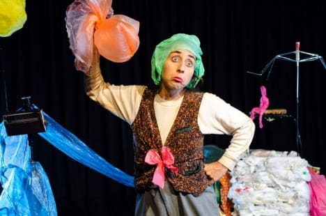 """Children's Play: """"Madam Kloom"""" / Train Theater"""