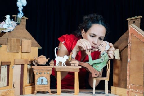 """Children's Play: """"A Sick Day for Morris McGee"""" / Train Theater"""